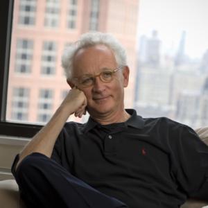 Portrait of Prof. Emanuel Derman
